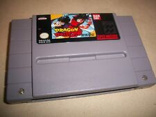Snes Super Nintendo DBZ Dragon Ball Z Super Gokuden 2 Totsugeki English Translat
