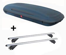 Dachbox CA480L carbonlookDachträger RB003 für Bmw 5er Touring G31 5Tür ab 17