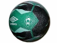 Umbro Werder Bremen Fußball Neo Trainer grün SVW Fan Ball Trainingsball Gr. 5
