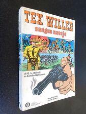 TEX WILLER SANGUE NAVAJO - OSCAR MONDADORI 445 -  2° EDIZIONE 1974 -  OTTIMO