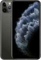 Apple iPhone 11 Pro Max 64GB Space Gray LTE Cellular Sprint MWG22LL/A