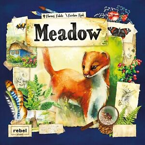Meadow Gioco da Tavolo Italiano Paesaggi Animali Campagna Natura PREORDINE 🤩🤩