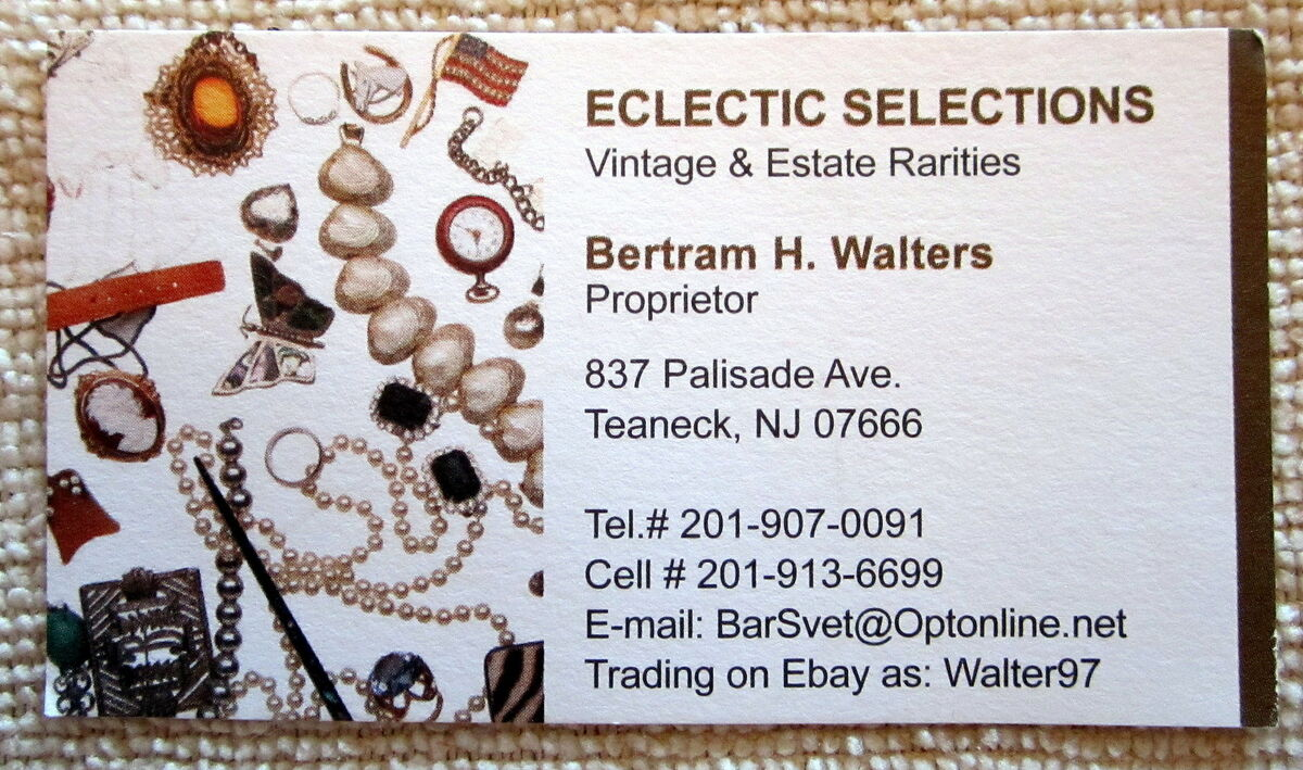 Eclectic Selections by Walter97