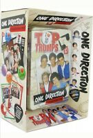 ONE DIRECTION TOP TRUMPS COLLECTORS TIN New