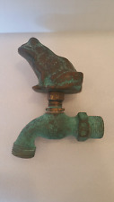 Solid Brass Frog Faucet Hose Bibb Pipe Fitting