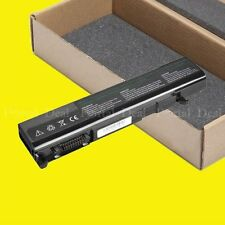 Battery for Toshiba Satellite A50 A55 U200 U205 Pro S300 S300M U200 Series