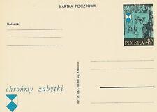 Poland prepaid postcard (Cp 364) WISLICA