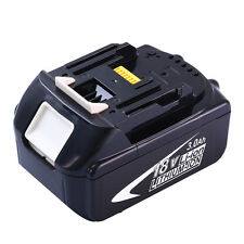 18V 3.0Ah Replacement for Makita Battery Lithium-Ion BL1830 BL1815 BL1840 Tools