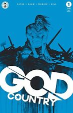GOD COUNTRY #1 3RD PRINT  IMAGE REL DATE 03/15/2017 HOT COMIC get it now!!!!
