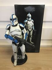 Star Wars Sideshow Collectables 1:6 12 inch Scale Clone Trooper Lieutenant