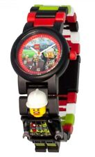 Lego Friends Firefighter Kinderuhr 08-8021209 Analog