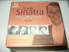 Frank Sinatra - Complete Collection 1943-1952 (2005) 12 cd Box Set Near Mint