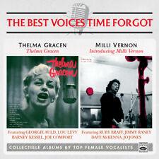 Thelma Gracen & Milli Vernon Thelma Gracen + Introducing Milli Vernon