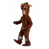 Gruffalo Costume ages 3,4,5,6,7,8,9,10 years old. Ideal for world book week