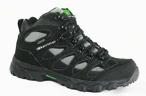 Karrimor Jura Mid Men's Weathertite Waterproof Hiking Walking Boots Black