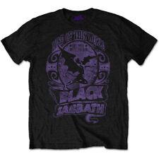 Black Sabbath - Lord of this world Unisex Medium T-Shirt - Black