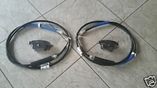 FORD MONDEO MK 3  ESTATE (00-04)TWO BRAKE CABLES+ A SET OF BRAKE PADS