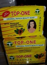 Top one papaya soap