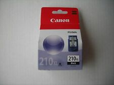 Canon PIXMA 210XL Black Ink Cartridge Factory Sealed NIB