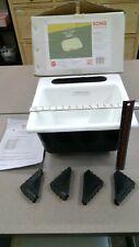 New in box Luxury Cast Iron Calypso Sink- white. Over 35 lbs
