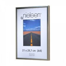 NIELSEN Pearl 21x29 cm A4 Polished Silver Picture Frame