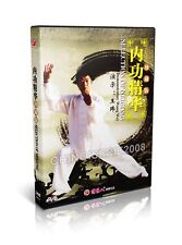 Chinese tradition Kungfu Tai Chi Qigong Selection Neigong Collection Edition Dvd