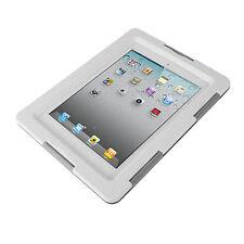 Forma Ajustada Slim Impermeable Resistente Estuche Protector para iPad Blanco caso con Bisagras
