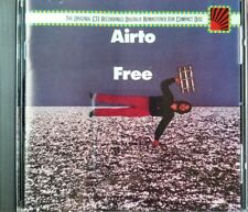 AIRTO - Free - CD - **Excellent Condition**
