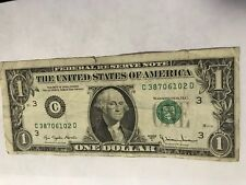 One Dollar United States of America Series 1977