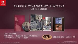 DAEDALUS The Awakening of Golden Jazz /Nintendo Switch from Japan