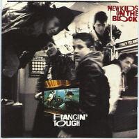 New Kids On The Block - Hangin' Tough CBS RECORDS CD 1988