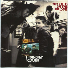 New Kids On The Block - Hangin' Tough CBS RECORDS CD 1988