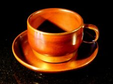 Beautiful Retro 1970's Thomas / Rosenthal Germany Stoneware Teacup And Saucer