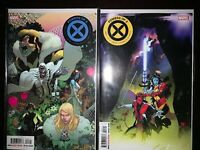 Lot Of 6 House of X #3,4,5  Powers Of X #2,3,4 NM Marvel Johnathan Hickman