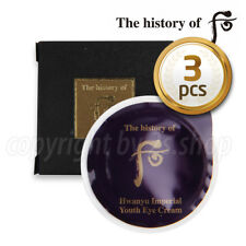 [The History of Whoo] Hwanyu Imperial Youth Eye Cream 0.6ml x 3pcs