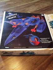Kenner Silverhawks Maraj Spaceship Vehicle with box, complete NICE