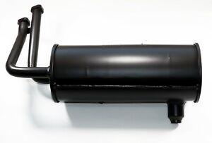 Kawasaki Mule 3000 3010 3020 4000 4010 Exhaust / Muffler Replacement