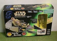 Star Wars Power of the Force Expanded Universe SPEEDER BIKE Vehicle