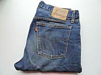 """Mens LEVIS 615 Jeans Blue Denim Straight Leg SIZE W33 L30 Waist 33"""" Leg 30"""" SALE"""