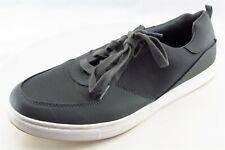 Vintage 1948 Shoes Size 9 M Gray Fashion Sneakers Leather Men