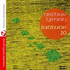 ARTHUR LYMAN - LATITUDE 20 NEW CD
