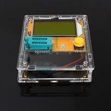 Lcr-t4 Mega328 Transistor Tester Diode Triode Capacitance ESR Meter With SH X6o1