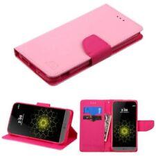 Étuis, housses et coques rose Pour LG G5 pour téléphone mobile et assistant personnel (PDA) LG