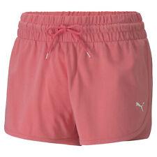 Puma Pantalones cortos para mujer de verano para mujeres De punto Pantalones Cortos Basics