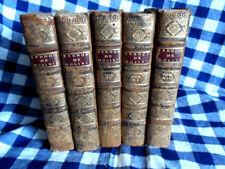 cinq livres cuir editeur* molini* sermons choisis*xix xxeme religion*