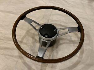 1970 1971 Rim Blow Steering Horn Cap Super Bee Presents Very Nicely