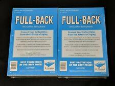 100 E. Gerber FULL-BACK Standard 100% AcidFree 42Mil Archival Comic Boards 700FB
