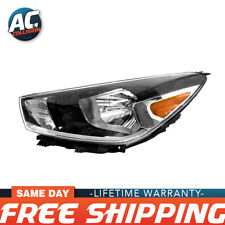 20-16282-00 Headlight Assembly Halogen Driver Side for 2018-2019 Kia Rio