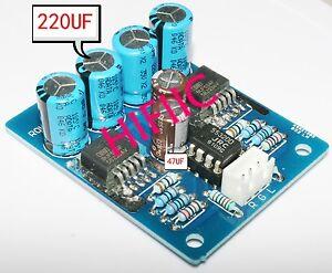 1PCS NJM5532DD+BUF634F headphone amplifier KIT
