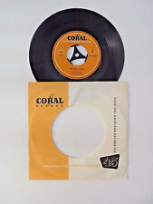 45 Giri Jackie Wilson We Have Love / Singing A Song Coral ‎1958 Germany 93 273